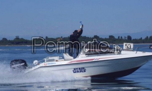 Permuto Day Cruiser 6 metri con Motore Optimax Mercury 75HP