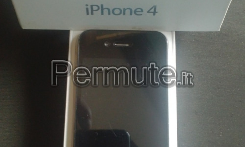 scambio iphone 4-32gb