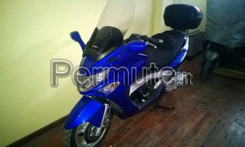 Kymco xciting 500 scambio