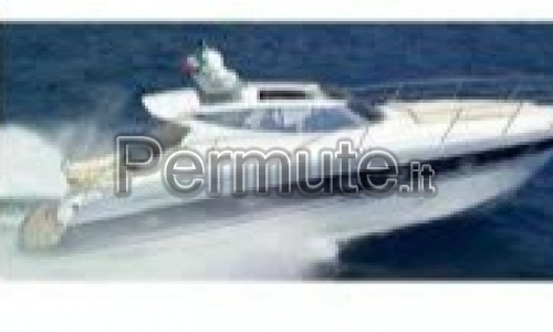 Rio Yacht 44 Air Hard Top Anno 2012 ore moto 95
