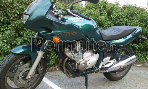 Yamaha XJ600S Diversion 1999