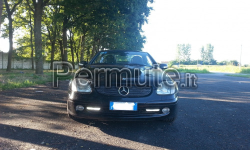 Mercedes-Benz SLK 200 cat Kompressor Evo Designo